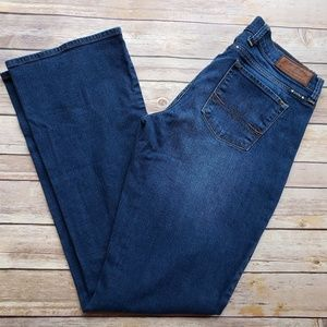 Lucky Brand 10 Long Sofia Bootcut Jeans Like New